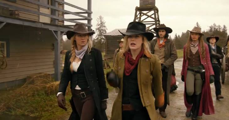 """Legends Of Tomorrow Season 6 Episode 8 """"Stressed Western"""" Review"""