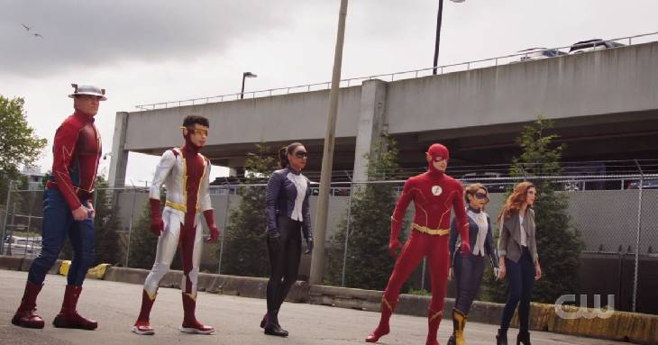 The Flash Season Finale Review