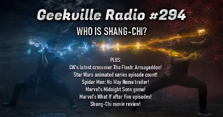Geekville Radio #294