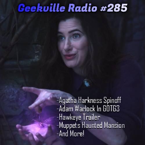 Geekville Radio #295
